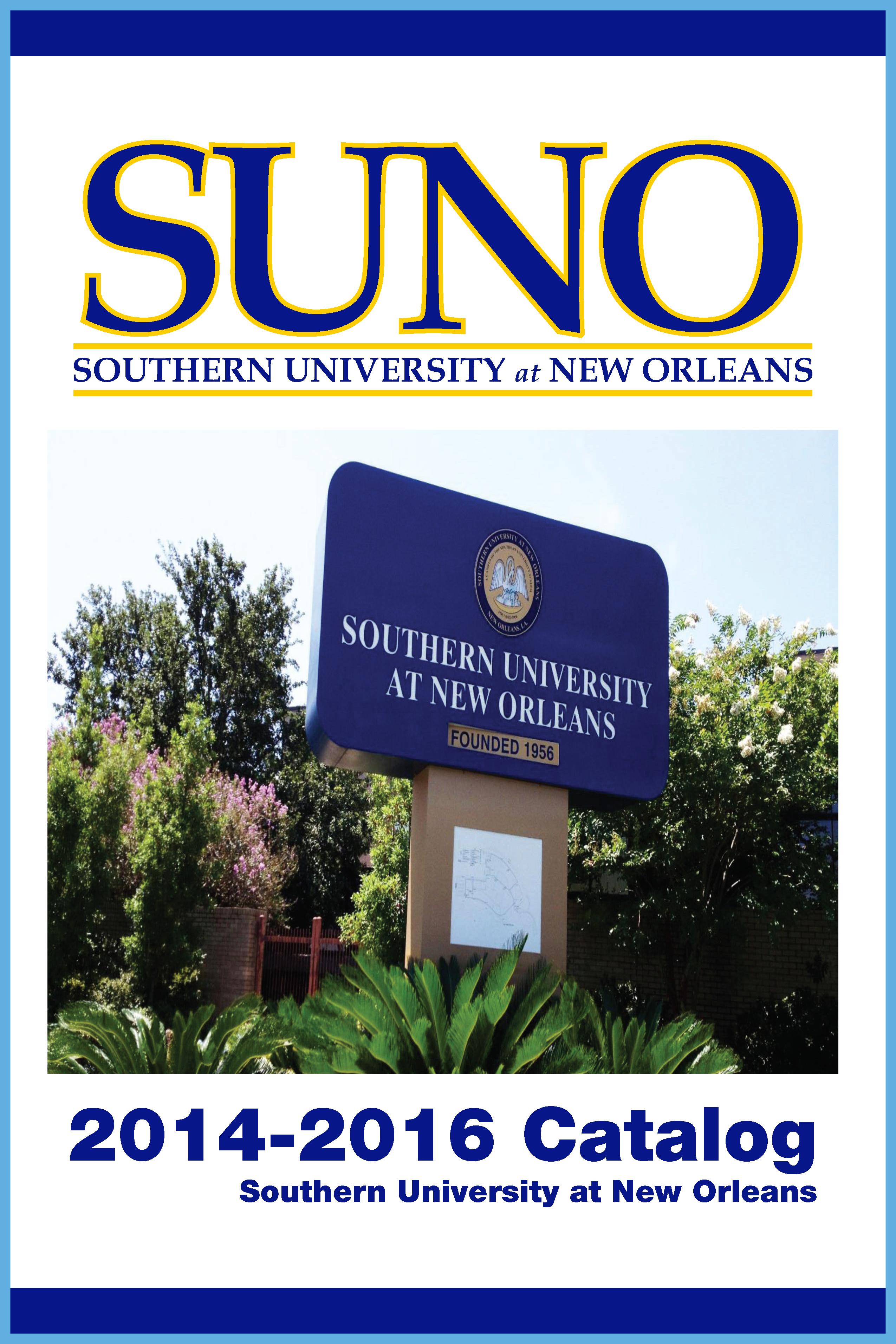 2014-2016 Catalog