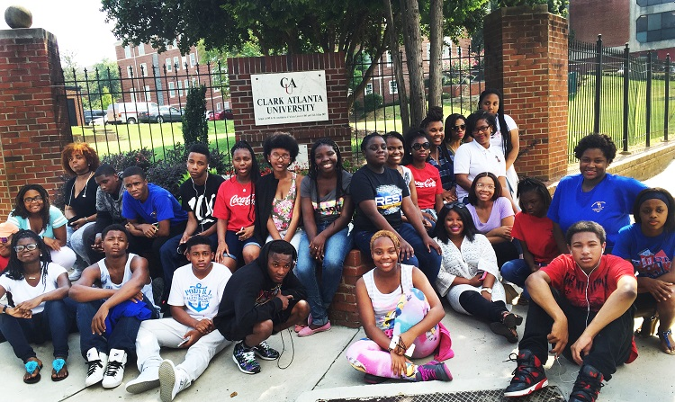 Upward Bound Program Clark Atlanta 2015 Trip2 for WEB