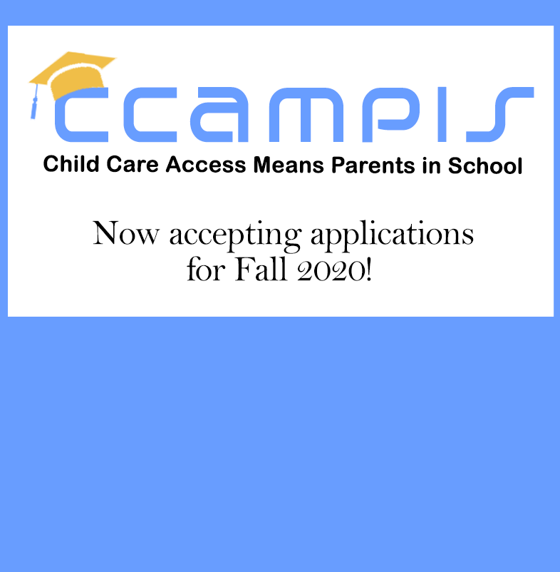 SUNO is now Participating in the CCAMPIS Program Grant