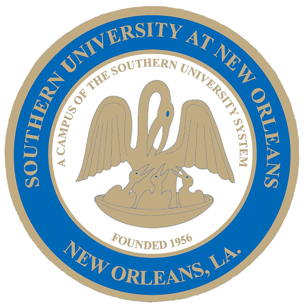 Southern University at New Orleans Seal